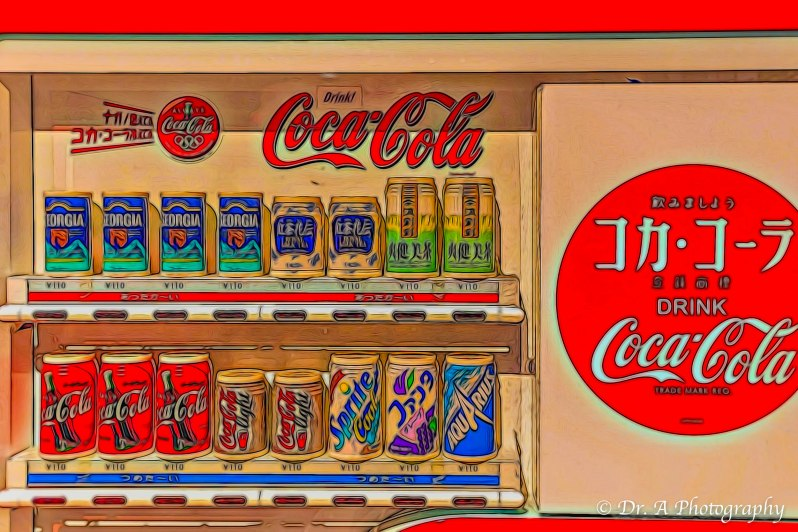 Photo of Coca Cola Illustration