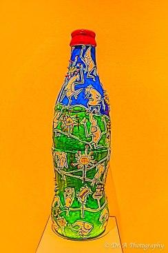 Photo of Coke Bottle Dr. A's Style