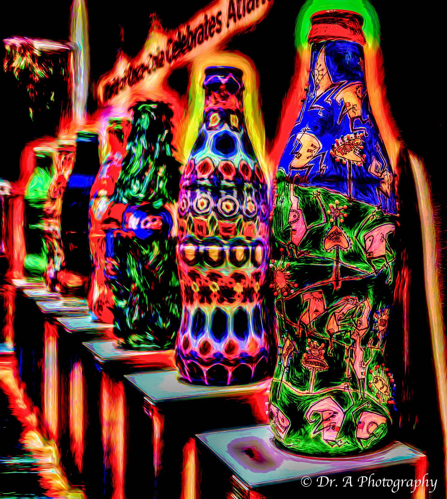 Photo of Coke Bottle Dr. A's Style Part 2