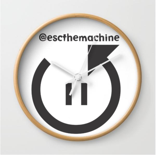 Photo of escthemachine apparel