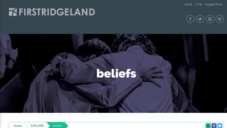 First Ridgeland