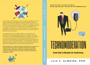 Latest TechnoModeration Book: Available at Amazon.com